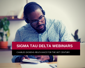 Sigma Tau Delta Webinars