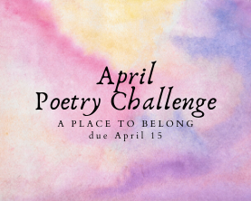 April Poetry Challenge
