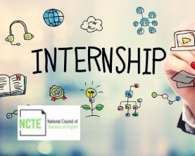 NCTE Internship Recipient