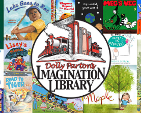 Service Project: Imagination Library—Final Donation Deadline May 22
