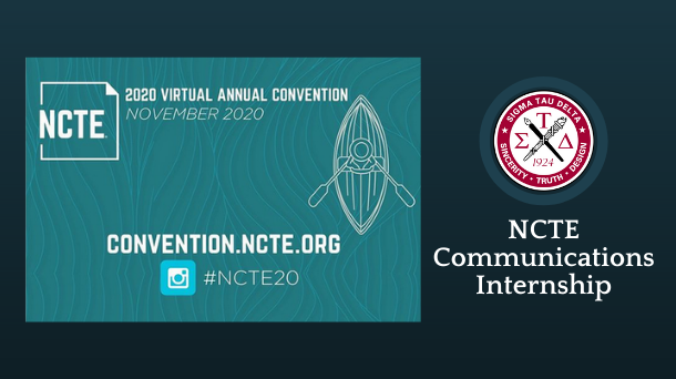 NCTE Communications Internship