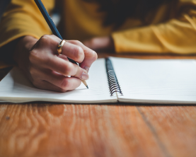 Taking Care of Your Writing Through Difficult Times