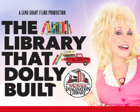 Help Promote The Library that Dolly Built